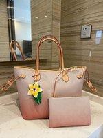 Upgrade Neueste Pool Serie Tote Bag Frauen Designer Handtaschen 2021 Luxus Umhängetaschen Sommer Strand MM Geldbörsen Mode Clutch Brieftaschen