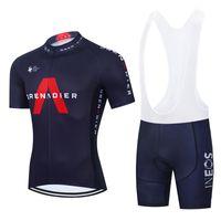 2021 Greenadier-Ineos Велоспорт Джерси 20D Гель набор MTB Велосипедная одежда Велосипедная Одежда ROPA Ciclismo Мужская короткая Maillot Culotte Suit