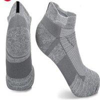 21 chaussettes de basse de serviette d'élite antidérapante antidérapante Terry Terry Short Tube Sports SportsManufacturiers Ventes directes