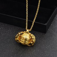 Pictures Album Necklace 4 Layers Openable Pendant Party Favor Can DIY Memory Picture Pendants Birthday Valentines Day Gifts HXD24612