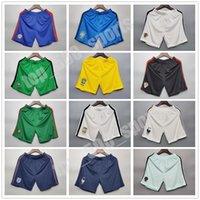 En iyi Tayland Kalite Yetişkin Erkekler 2021 Milli Takım Futbol Şort Pantolon 20 21 Futbol Ball Jersey