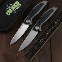 Green Thorn Neon складной нож D2 Blade подшипник G10 + титановый 3D ручка кемпинг открытый фруктовый нож практичный складной нож EDC