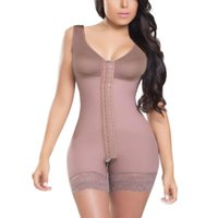 Women's Shapers 3-Breasted Belt Bra Lace Shapewear Slimming Shorts Bodyshaper Women Underwear Set Fajas Colombianas