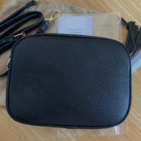 الأزياء حقائب اليد حقيبة بو الجلود المرأة حقائب الكتف tasse الصليب الجسم 21 سنتيمتر