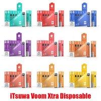 ITUUWA VOOB XTRA Dispositif jetable Kit Kit Kit cigarette 1500 Puffs 600mAh Batterie 5ml Cartouche prérempli de cartouche Prérigé Vape Pen Bar Plus XXL