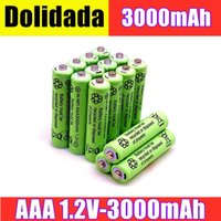 4-20 pieces 100% original AAA 3000mAh 1.2V quality rechargeable batterY Ni-MH