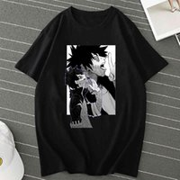 Anime Benim Kahraman Academia T Gömlek Erkekler Komik Grafik Tees Harajuku Unisex Anime Dabi T-shirt Erkek Tshirt