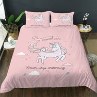 3D designer luxury Quilt cover full size Bedding Sets Machine Washing Duvet Cover and two Pillow Cases no.07