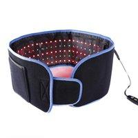 Cinturões portáteis da cintura do emagrecimento da cintura da cintura da luz vermelha Light Therapy Relief Lllt Lipólise Corporal Shaping Sculpting 660nm 850nm Lipo Laser
