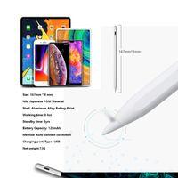 Dokunmatik Ekran Stylus Kalemler Masa PC Taşınabilir Akıllı Çip Çift Sistem IPAD2018 ve Yukarı Palm Reddetme için Entegre Kalem