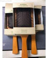 أعلى جودة أفيدا مجداف فرشاة بروس نادي تدليك شعر فرشاة الشعر منع trichomadesis hair sac massager