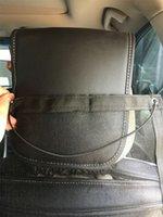 Siyah Ağları Çok Fonksiyonlu Köpek Araba Koltuğu Kapakları Seyahat Araç Evcil Hayvanlar İzolasyon Güvenliği Net Pratik Ve Kullanışlı PET Bariyer 11LS B3