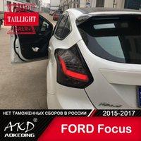 Andere Beleuchtungssystem Schwanzlampe für Auto Fokus 2021-2021 LED-LED-Flog-Tag Lauf-Light-DRL-Tuning-Autos Zubehör