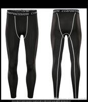 2020 hommes sfit mens haut de taille haute pantalon de sport corset panants de yoga gym xlimming pantalon pantalon couture gym vêtements de sport serré leggings plus taille