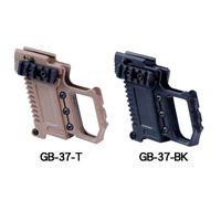 Caschi in bicicletta Kit tattico per pistola per pistola per cs G17 18 19 Accessori per pistola Attrezzature di caricamento