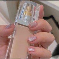 False Nails 24pcs Spar Wear Short Paragraph Fashion Manicure Patch Save Time Wearable Nail BUTT666