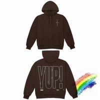 Diamond Hoodie Mannen Dames 1 Kwaliteit Zware Stof Pullovers Unisex Sweatshirts