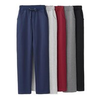 Women's Pants & Capris Plus Size 5XL Casual Sweatpants Women Spring Straight Long Patalon Femme Lace Up Loose Trousers C6048