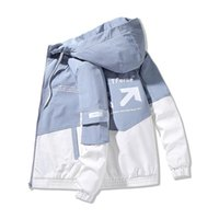 Men's Jackets 2021 Primavera E Outono Roupas Masculinas Jaqueta Tamanho 3xl Outwear Com Capuz Wadded Casaco Fino Parka Moda Masculina Capu