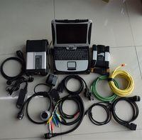 MB Yıldız C5 SD BMW V2021.03 için C5 ICOM Connect Auto Teşhis Tarayıcı Için Kullanılan Dizüstü Bilgisayar CF-19 I5 1TB SSD Kullanıma hazır