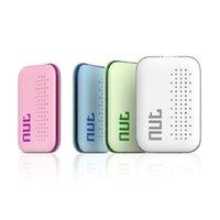 NUT 3 Mini tag GPS Tracker Smart Bluetooth Key Finder Nut3 Allarme sensore localizzatore anti-perso per i sistemi telefonici del portafoglio