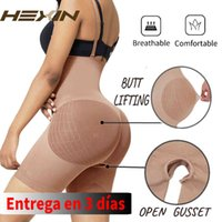 Hexin Shaper Corporal Fajas Colombianas Bodysuit Emagrecimento Da Cintura Treinador Shapewear Push Up Butt Lifter Corset Redutores