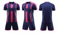 A7 Adult kits Soccer Jerseys Custom blank football kit Training Running Wears Short sleeve sport With Shorts