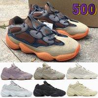 2021 New Best 500 رجل احذية الجري لينة الرؤية حجر العظام الأبيض فائدة أسود أصفر عاكس الرجال النساء أحذية رياضية في الهواء الطلق