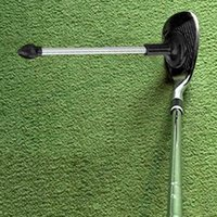Golf Training Aids Magnetic Lie Angle Tool Face Aimer Swing Direction Indicator