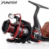 Hot s fish spinning reel 5.5:1 12Ball Bearing JX 1000-7000 series Spinning type fishing wheel Europe Classic Hotsell