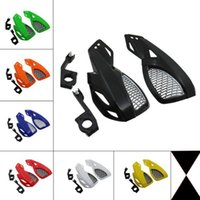 Motorcycle Windshield 1 Pair Handlebar Modification Hand Guard Against Wind Accessories For Off Road Vehicles Racing Sports Car ATV