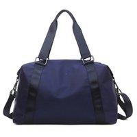 50%off LU-203 Hand Yoga Bag Female Wet Waterproof Large Luggage Bag Short Travel Bag 50*28*22 High Quality 2pcs