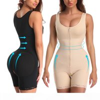 Fajas Colombianas Reductora Women Overbust High Compression Full Bodyshapers Tummy Control Postpartum Recovery Slimming Body Shaper S-6XL