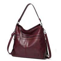 HBP Designer Good Quality Shoulder Bags Large Capacity PU leather Women Tote Handbags Ladies purses