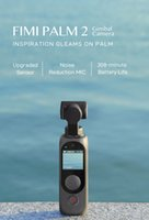 FIMI PALM 2 4K HD 3-Axis Handheld Gimbal Stabilizer Pocket Smart Camera Updated Sensor 128° Wide Angle Extension Holder Accessories