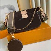 여성 패션 핸드백 가방 멀티 액세서리 Pochette 지갑 지갑 Clutch 어깨 가방 totes 메신저 크로스 바디 상자