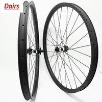 عجلات الدراجة 27.5er الكربون mtb القرص 33x30 ملليمتر am عدم التماثل لا dt350s dt350s مستقيم سحب 110x15 148x12