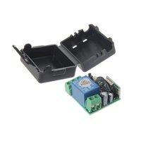 Transmissor de interruptor remoto de RF Remote 1C do Relatório de 12 V 10A Transmissor + Receptor 315MHz / 433MHz