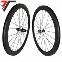 عجلات الدراجة 700c قرص الفرامل الكربون الطريق 350 مستقيم سحب محور 35 ملليمتر الفاصلة مركز لايحتاج لايحكي قفل cyclocross العجلات