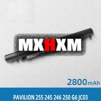 Para HP Pavilion 255 245 246 250 G6 JC03 Bateria do laptop