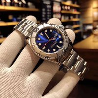 Men's automatic top-grade waterproof watch 16622 dial 40cm ceramic ring 2813 movement folding buckle