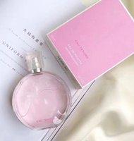Berühmtes Parfüm für Frauenchancen Rosa Gelb grünes Parfumspray Eau Tender 100ml Dauerhafter Duft Schnelle Lieferung