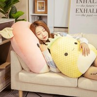 U stock Squishmallow Movies Plush Toy 25CM 45cm Anout For Party Favor Animal Doll Kawaii Unicorn Dinosaur Lion Soft Pillow Buddy HHD9311
