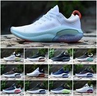 2021 Alta Qualidade Joyride Run FK Mens Womens Correndo Tênis Tn Triplo Preto Platinum Racer Blue Designers Sports Sneakers Tênis Tamanho 36-45
