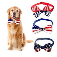 الكلب القوس التعادل جرو الكلب القط بوتجات العنق الأزياء مستلزمات الحيوانات الأليفة ليوم الاستقلال اليومي إمدادات الحيوانات الأليفة 300 قطع