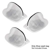 Laundry Bags 3pcs Drying Durable Zipper Closure Home Container Storage Washing Machine Protective Travel Mesh Underwear Shoe Wash Bag