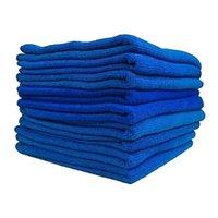 Towel 50pcs Car Cleaning Detailing Soft Cloths Bulk Microfibre Polish WashTowel Microfiber Drying Cloth