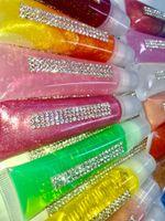 Lip Gloss Shining Glitter Vegan Squeeze Lipgloss Venditore Venditore Venditore all'ingrosso