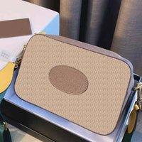 디자이너 새로운 카메라 가방과 여러 가지 빛깔의 패턴으로 여행 숙녀 파우치 여성 패션 가방에 대 한 귀여운 주머니