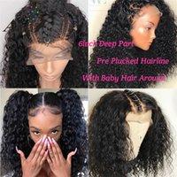 Полное кружевное синтетические ременные парики волос 12 ~ 28 дюймов симулятор человеческих волос парик Perruques De Cheveux Hegives